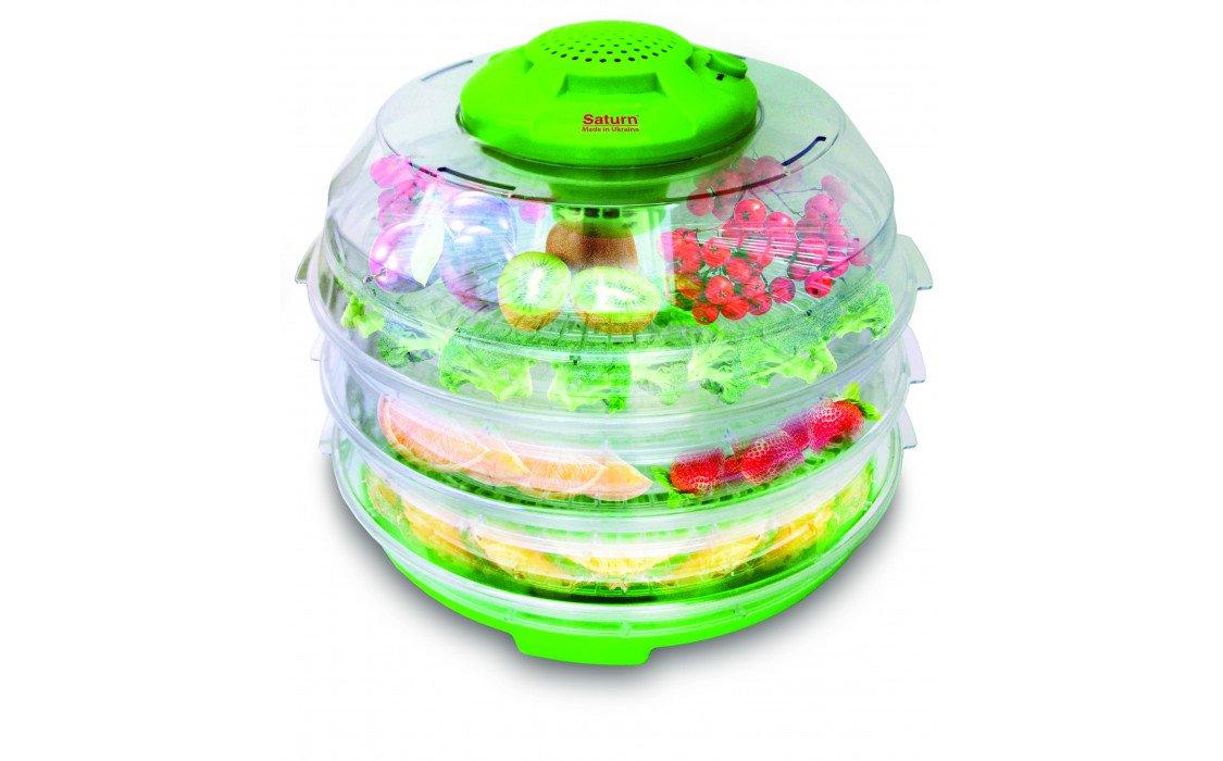 Сушилка для фруктов и овощей Saturn ST-FP0114