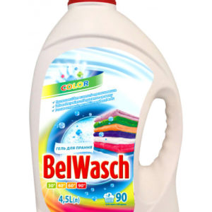 Гель для прання BelWasch Колор 4,5 л., 90 циклов
