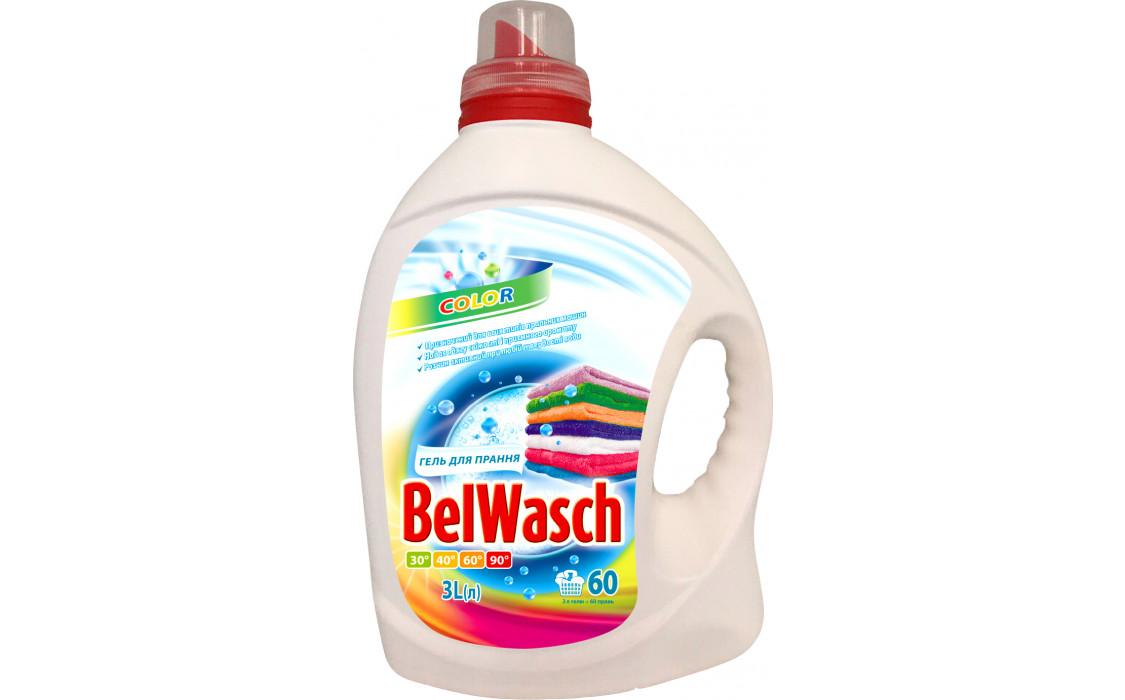 Гель для стирки BelWasch Колор 3л., 60 циклов