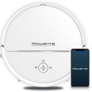 Робот-пылесос с влажной уборкой Rowenta Explorer Serie 80 RR7747WH