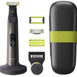 Триммер для бороды и усов +Триммер для тела (бодигрумер) Philips OneBlade Pro QP6650/61